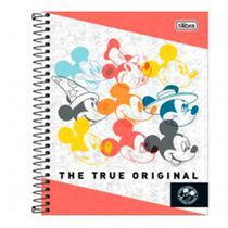 Caderno Univ 10mat Tilibra Mickey Versões -
