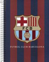 Caderno Univ Tilibra Barcelona 200 Folhas 10 Matérias -