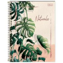Caderno Universitário Capa Dura Naturalis 10 Matérias - 160 Folhas - Tilibra