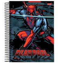Caderno Universitário - Deadpool - Espada - 200 folhas - Marvel