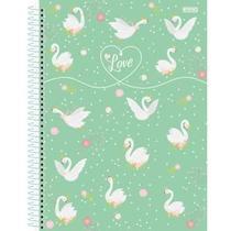 Caderno Universitário Love 10 Matérias - SD -
