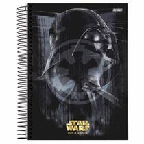 Caderno Universitário Rogue One 10 Matérias Jandaia -