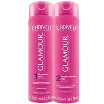 Cadiveu Glamour Rubi Kit Shampoo e Condicionador 2 x250ml -
