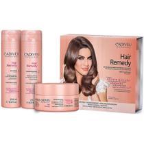 Cadiveu Hair Remedy Reparador Kit (3 Produtos) -
