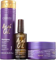 Cadiveu Professional Kit Açaí Oil Treatment -