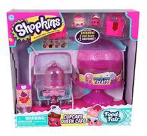 Café Da Rainha Cupcake Shopkins - DTC -