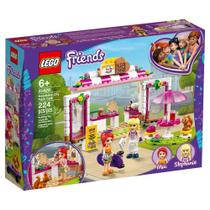 Café do Parque de Heartlake City Lego Friends -