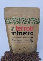 Café Especial Terroir Mineiro - Linha Microlotes - Torrado em Grãos - 250g - 86/89 pontos - Café Terroir Mineiro