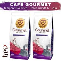Café Gourmet Três Corações Mogiana Paulista-Torrado e Moído -