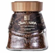 Café Liofilizado 100% Colombiano Juan Valdez -95g Importado Colombia -