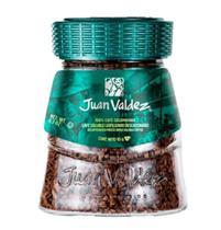 Café Liofilizado Descafeinado100% Colombiano Juan Valdez 95g - Importado Colombia -