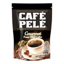 Café Pelé Solúvel Gourmet Liofilizado 500gr -