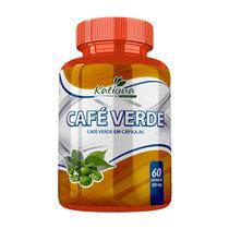 Café Verde 60 Cáps 500 mg Katiguá -