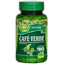 Café Verde 90 comprimidos de 400mg - Unilife