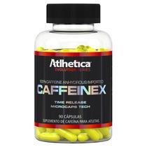 Cafeína 90 Cáps - Atlhetica Nutrition -