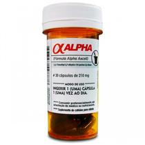 Cafeina Alpha Excell 30Capsulas - Power Supplements