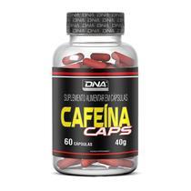 Cafeína Caps (60 Caps) - DNA -