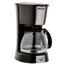 Cafeteira 16 xicaras aroma inox mallory 110v -