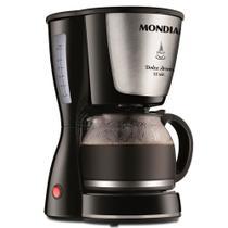 Cafeteira 800 watts jarra em vidro para 32 xícaras - Dolce Arome (110V) - Mondial