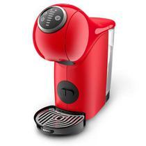 Cafeteira Arno Dolce Gusto Genio S Plus Vermelha para Café Espresso - DGS3 -