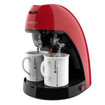 Cafeteira Cadence CAF211 127V Single Colors Vermelha -
