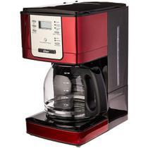 Cafeteira Digital Oster Flavor - Timer Programável - Jarra 1,8L - Filtro Permanente Removível - BVSTDC4401R -