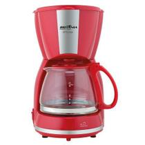 Cafeteira Elétrica 15 Xícaras CP15 Inox Vermelha 127V - Britânia