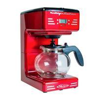 Cafeteira Elétrica Retrô Nostalgia Vermelha RCOF120 110V -