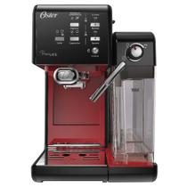 Cafeteira Espresso Oster PrimaLatte II Red -