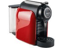 Cafeteira Espresso Qool Evolution Café Delta Q Vermelha 110v -