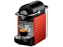Cafeteira Expresso Pixie Nespresso - de Cápsula Vermelha 19 Bar