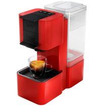 Cafeteira Expresso POP Vermelha 220V - TRES - Tres coracoes