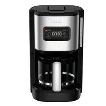 Cafeteira filtro element com timer 1.8 litros cfel element preta arno 1510001653 -