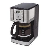 Cafeteira Flavor Programável 12 Xícaras Cinza 220v - Oster (BVSTDC4401-057) -