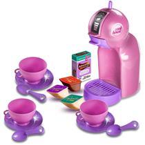 Cafeteira Infantil Expresso Show C/ Acessórios - Zuca Toys -