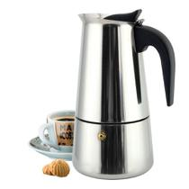 Cafeteira Italiana 6 xícaras de café em Inox - Wellmix