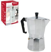 Cafeteira Italiana Aluminio 150ml P/3 Xicara - Wellmix
