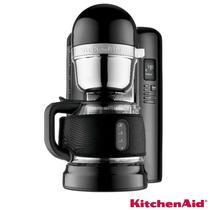 Cafeteira kitchenaid automatica preta 1.7 litros - 110v - kxa42aeana -