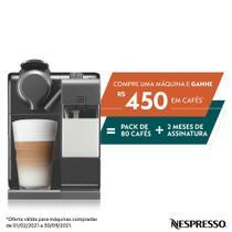 Cafeteira Lattissima Touch Facelift Preta 110V Nespresso -