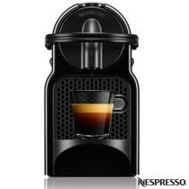 Cafeteira Nespresso Inissia Preta para Café Espresso - D40BRBKNE -