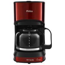 Cafeteira Philco  Inox Red PCF17 -