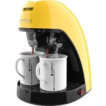 Cafeteira Single Cadence 450W CAF214 Amarela - 127V -