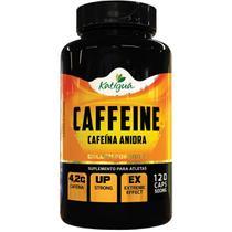 Caffeine ( Cafeína Anidra) 120cps 500 mg - Katiguá