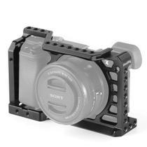 Cage SmallRig 1889B para Câmeras Fotográficas Sony A6300 e A6500 -