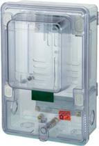 Caixa acrilica med.padrao light  cm3 p4 - Taf