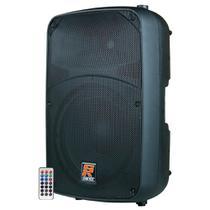 Caixa Acústica Ativa Bi-Amplificada SR212A 12 Pol. - Staner -
