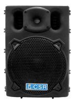 Caixa Acústica Ativa CSR 2500A 10 Polegadas 100W Rms USB/SD -