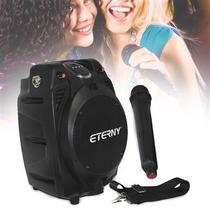 Caixa Acústica - ET43006AB  Eterny -
