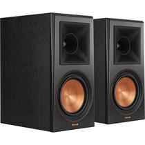 Caixa Acústica Frontal Bookshelf RP-600M Ebony (Par) KLIPSCH -