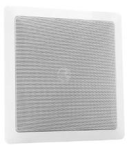 Caixa Acústica Gesso Frahm Arandela Quadrada 6 polegadas ( Unidade ) -